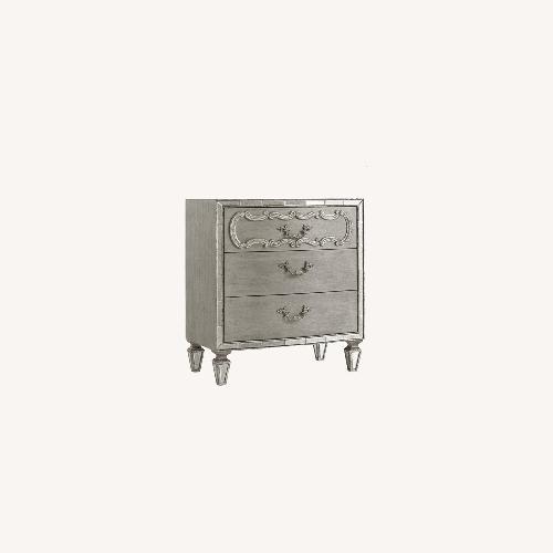 Used Hooker Furniture Sanctuary 3 Drawer Nightstand Set for sale on AptDeco