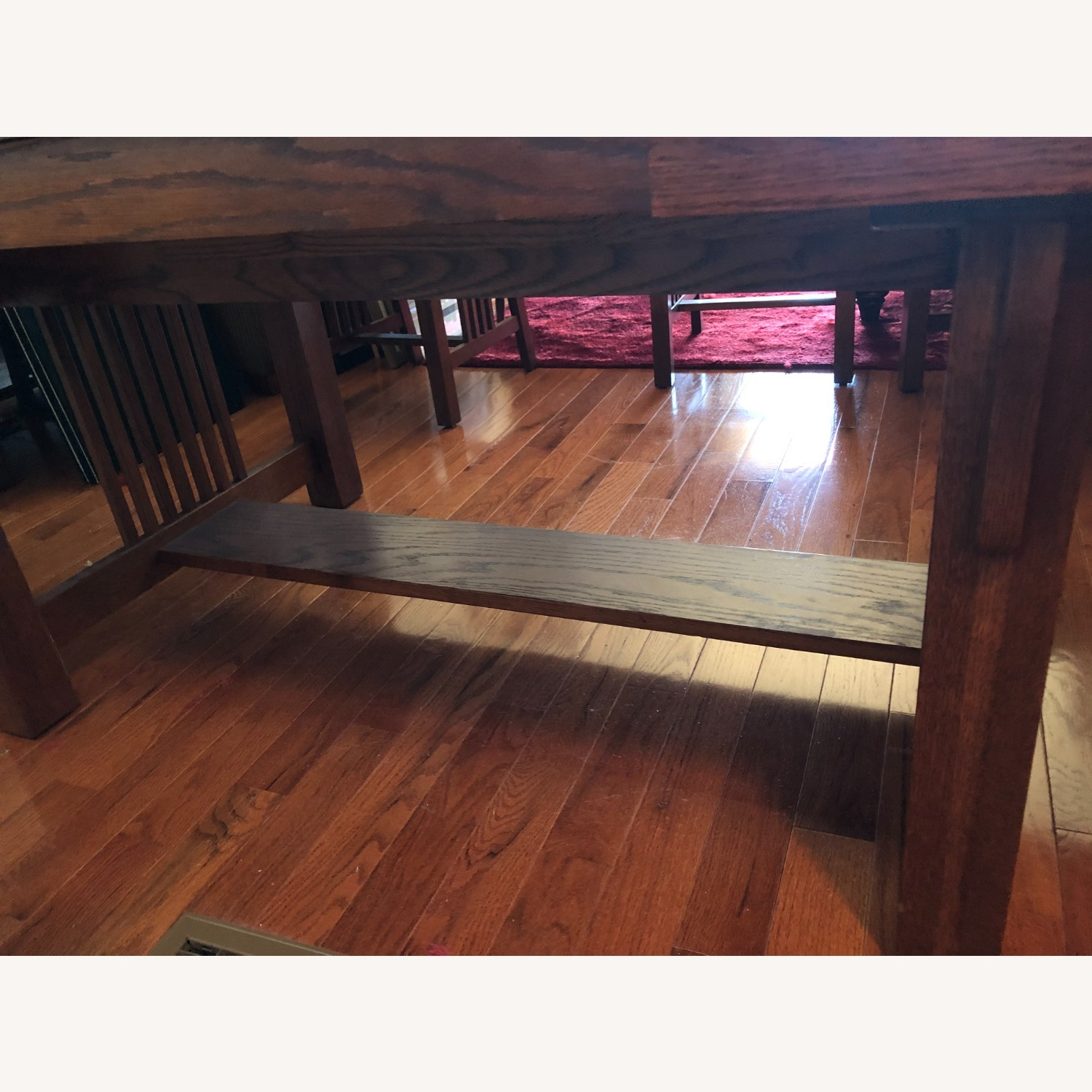 Mission-style Dining Table & Chairs - image-2