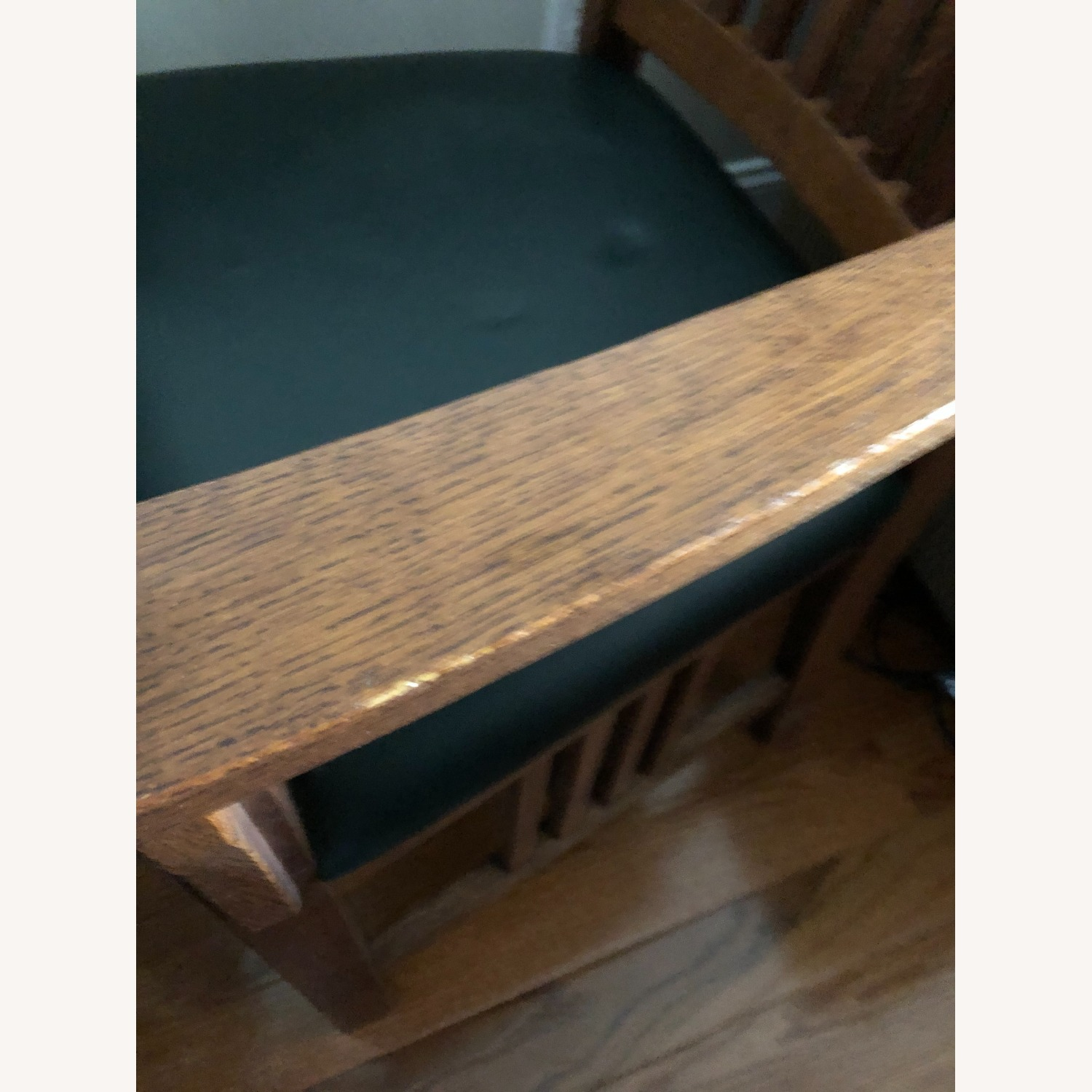 Mission-style Dining Table & Chairs - image-21