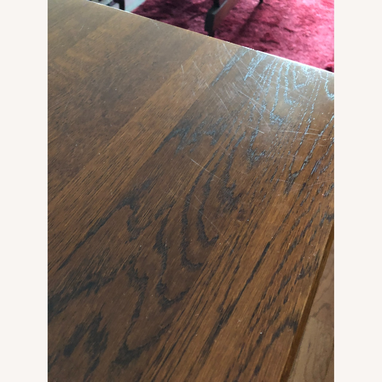 Mission-style Dining Table & Chairs - image-17