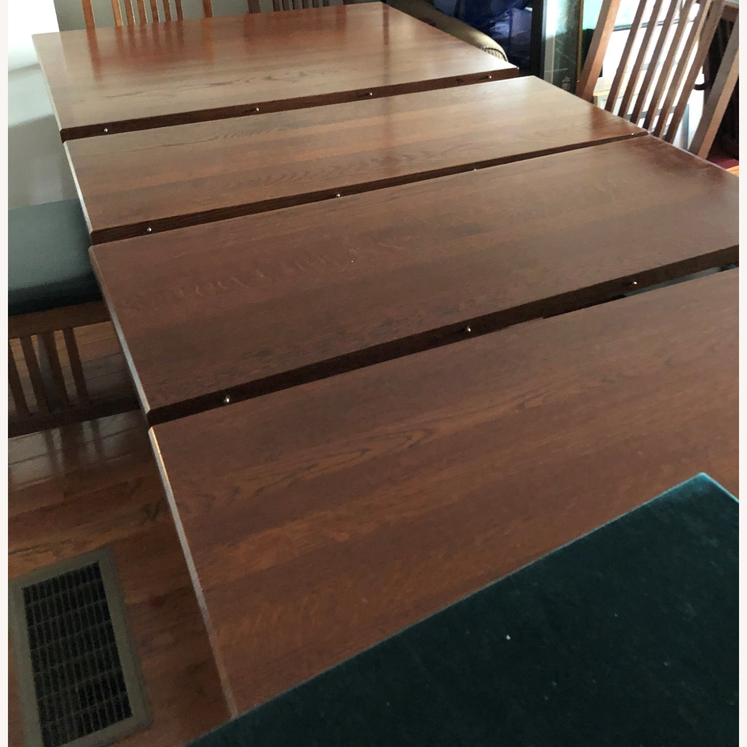 Mission-style Dining Table & Chairs - image-3