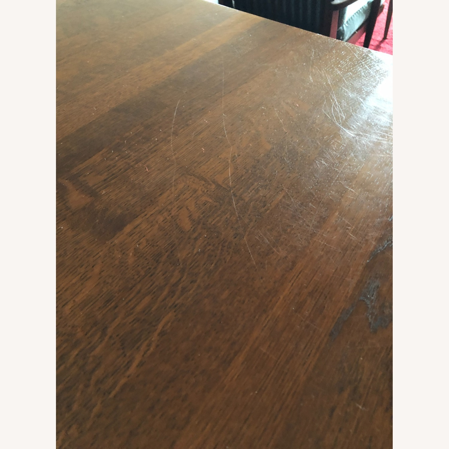 Mission-style Dining Table & Chairs - image-16