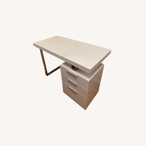 Used Vienna Modern Office Desk by J&M Furniture for sale on AptDeco