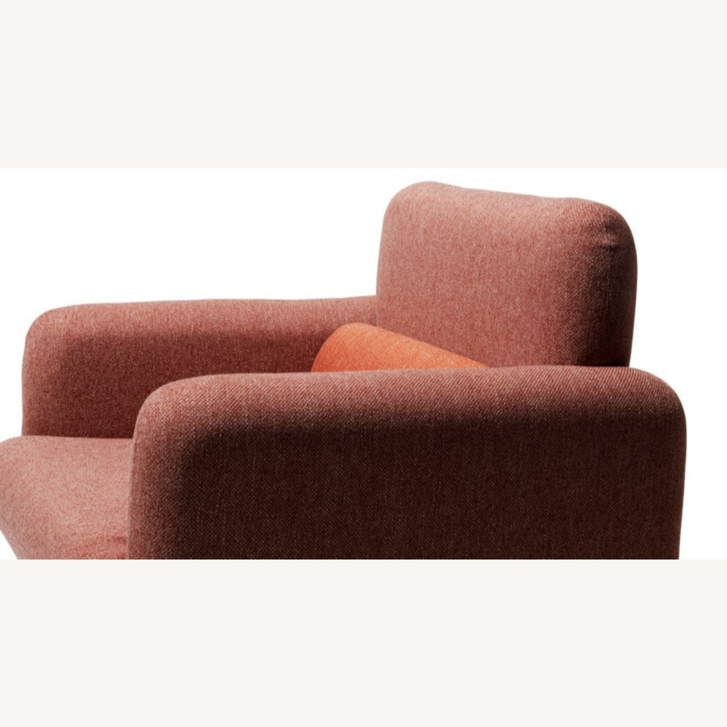 Industry West Plume Lounge Chair - Red/Pink - image-3