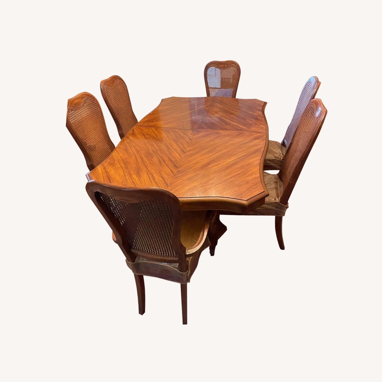 Stanley Vintage Extendable 7 -Piece Dining Set - image-0