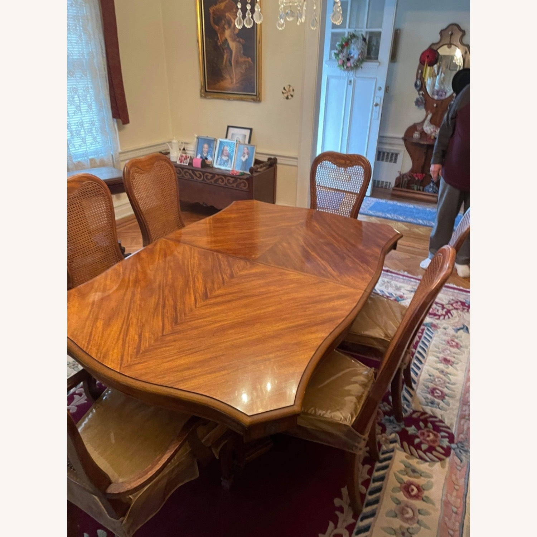 Stanley Vintage Extendable 7 -Piece Dining Set - image-4