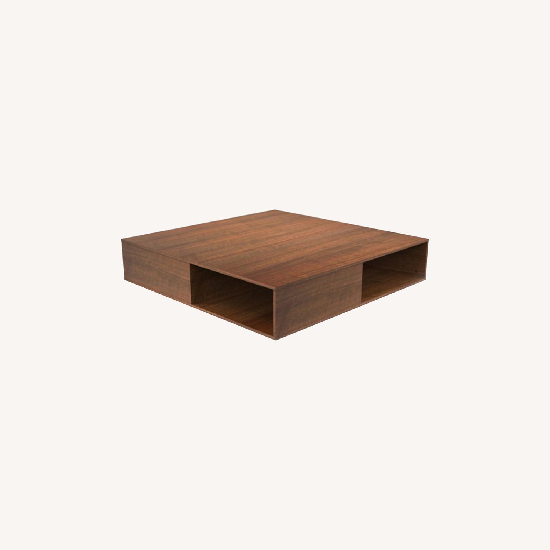 Lazzoni Monaco Brown Coffee Table - image-0