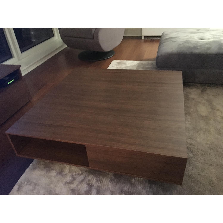 Lazzoni Monaco Brown Coffee Table - image-2