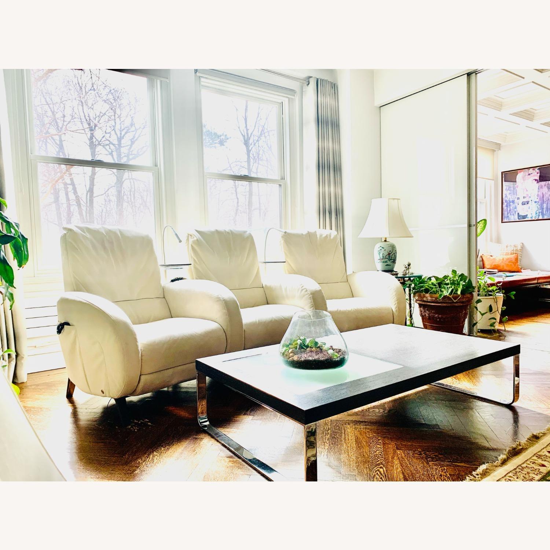 Natuzzi Motor Reclining Media Chairs - image-1