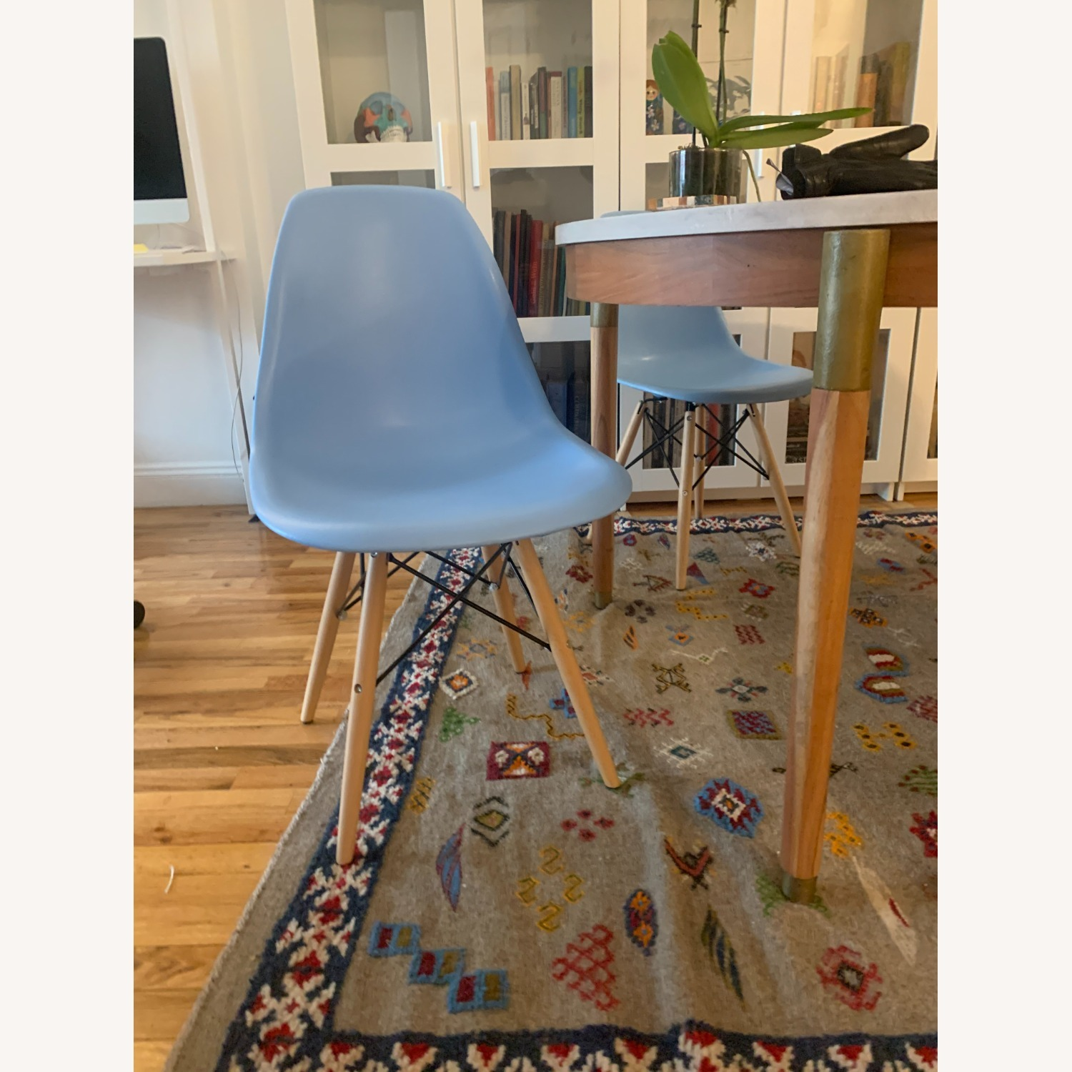 Modway Pyramid Mid-Century Dining Chairs - image-1