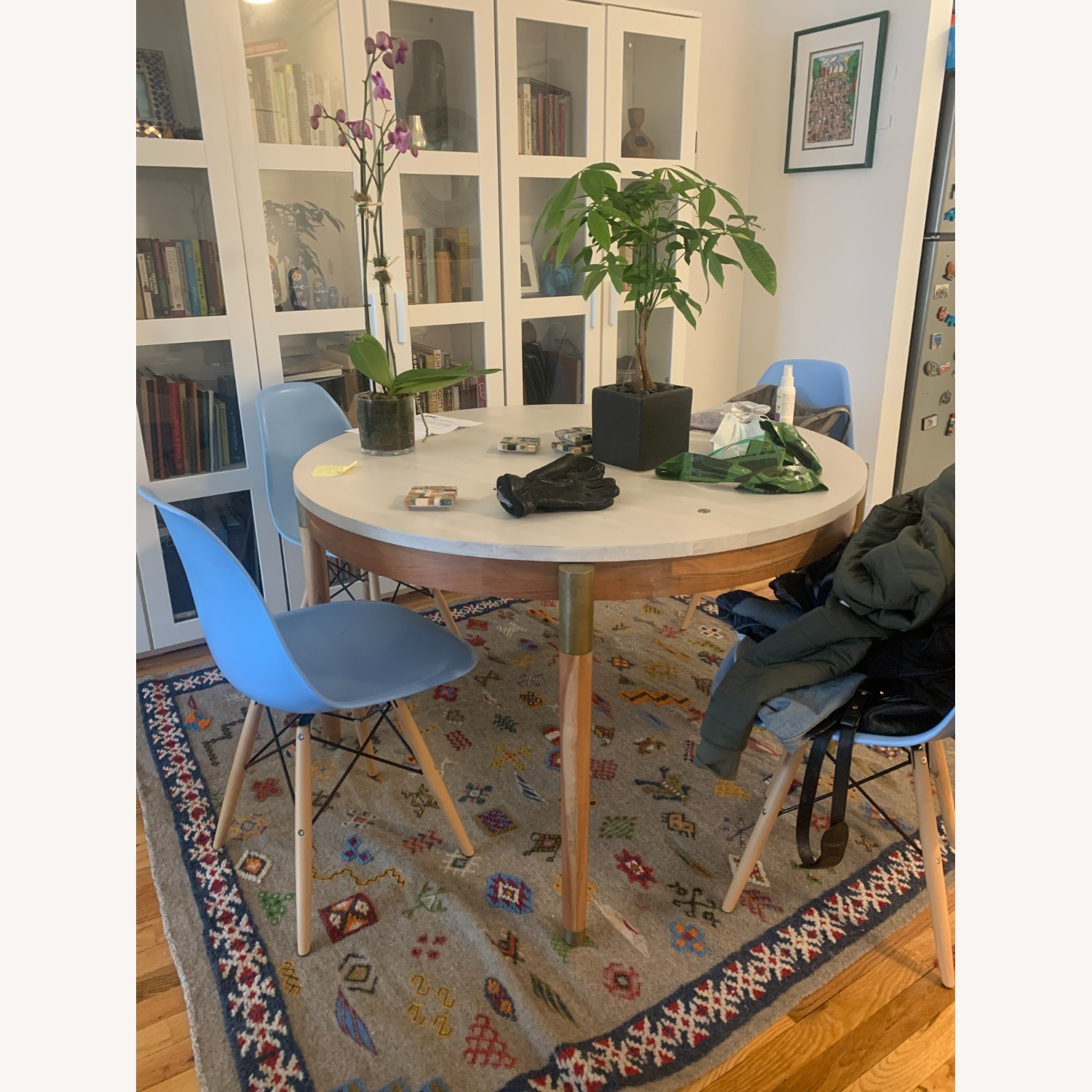 Modway Pyramid Mid-Century Dining Chairs - image-2