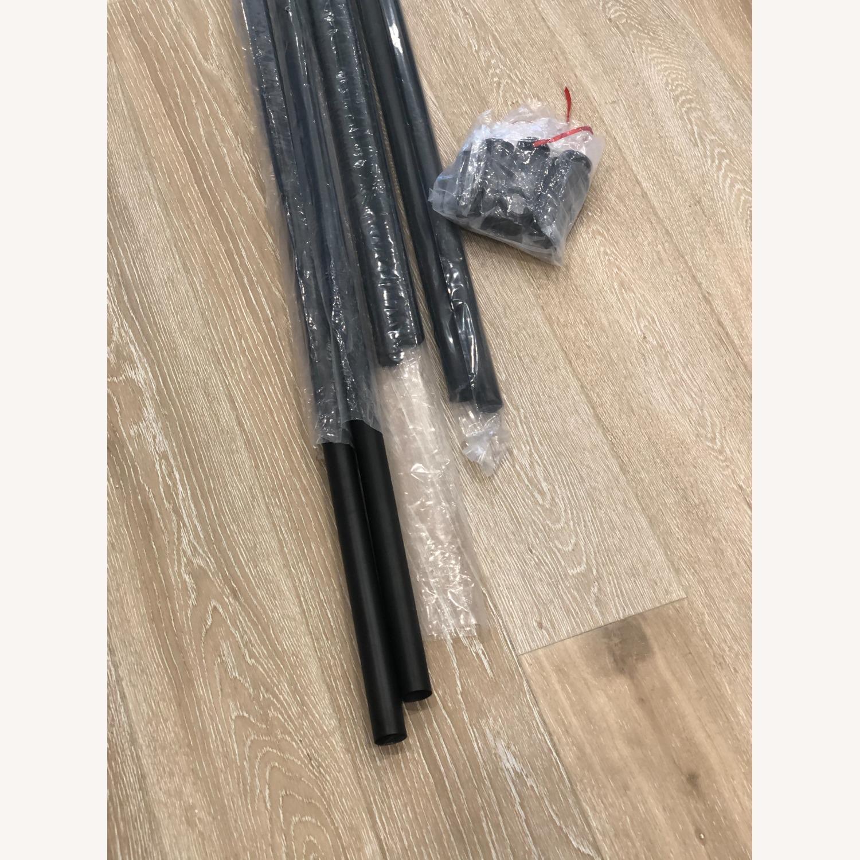 2x West Elm Curtain Rods - image-3