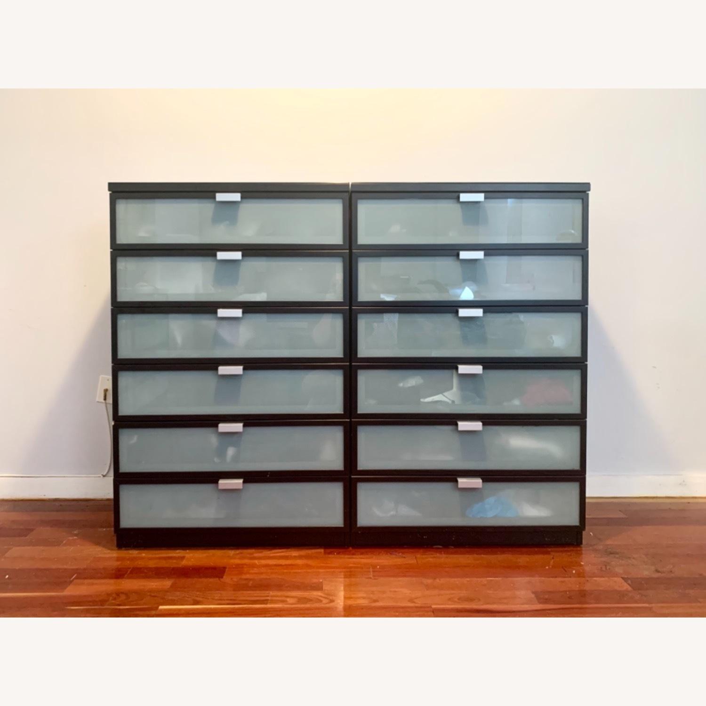 IKEA Hopen 6-Drawer Dressers - image-1