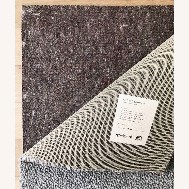 Room & Board Arden 6' x 9' Wool Rug. - image-3