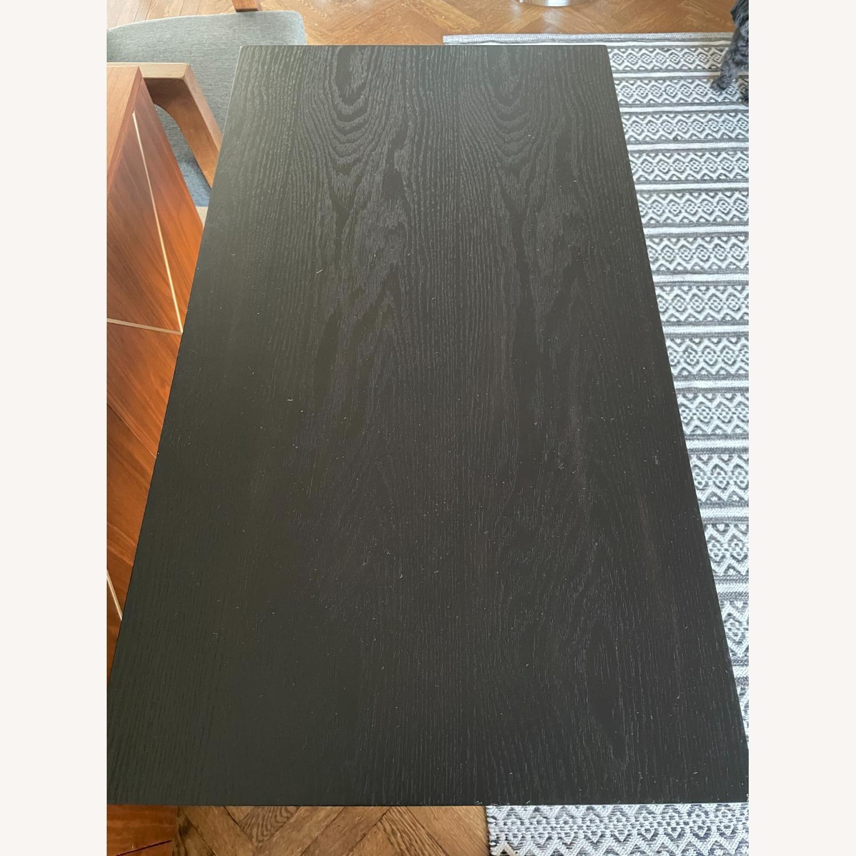 World Market Single Drawer Desk - image-2
