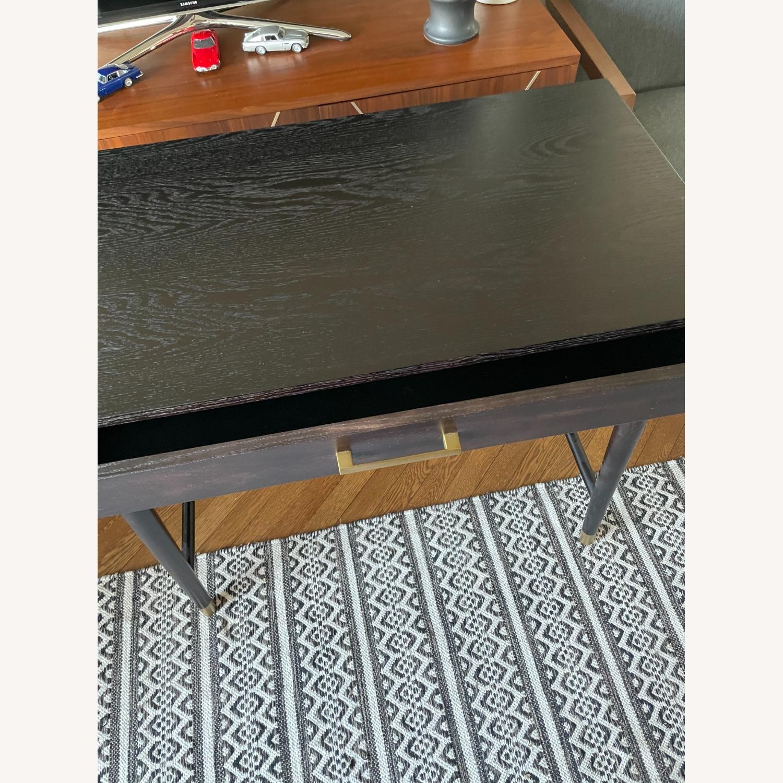 World Market Single Drawer Desk - image-3