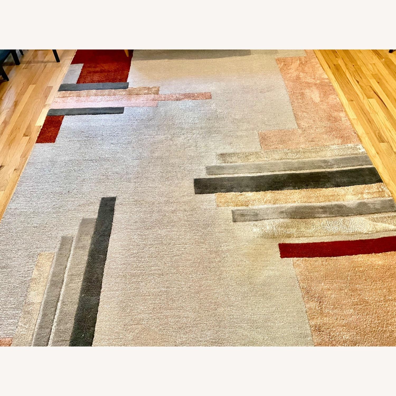West Elm Deco Facade Rug - image-1