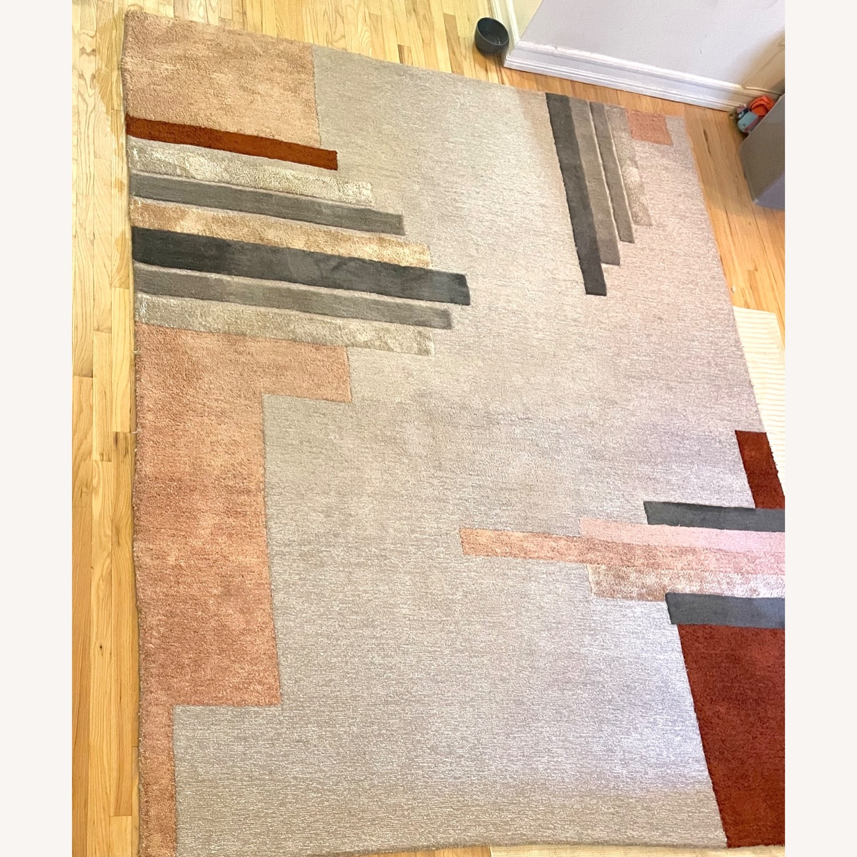 West Elm Deco Facade Rug - image-3