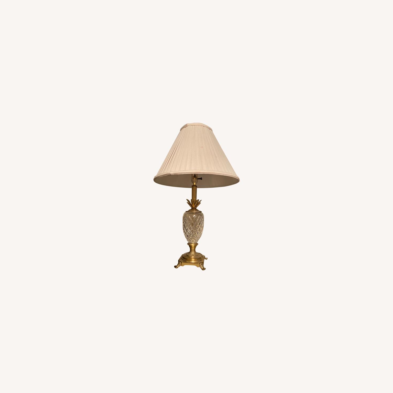 Bedside Table Lamp - image-0