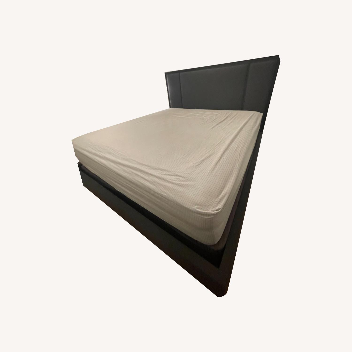 Custom Kravet King Bed - image-5