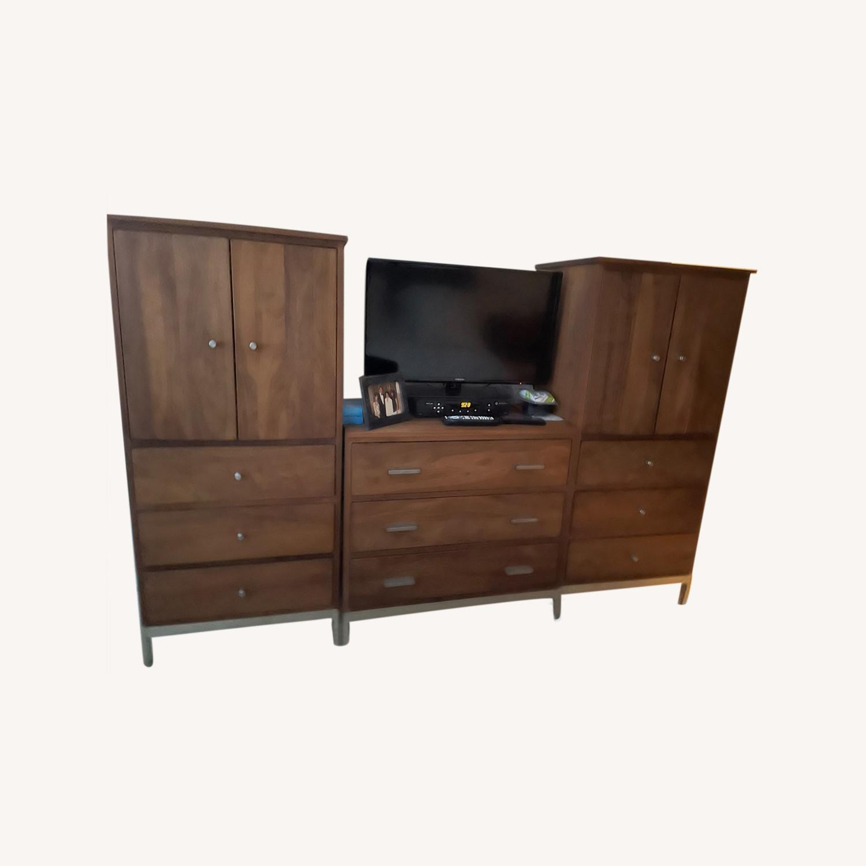 Bedroom Armoire Unit - image-0