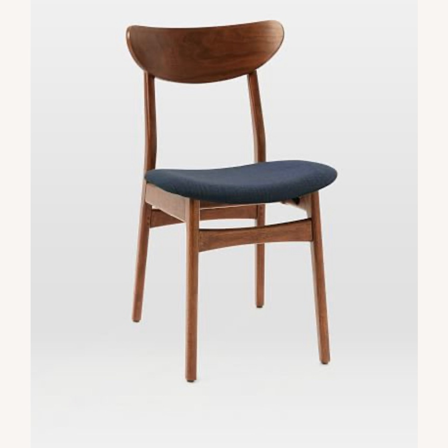 West Elm Classic Cafe Chairs Set of 2 - image-2