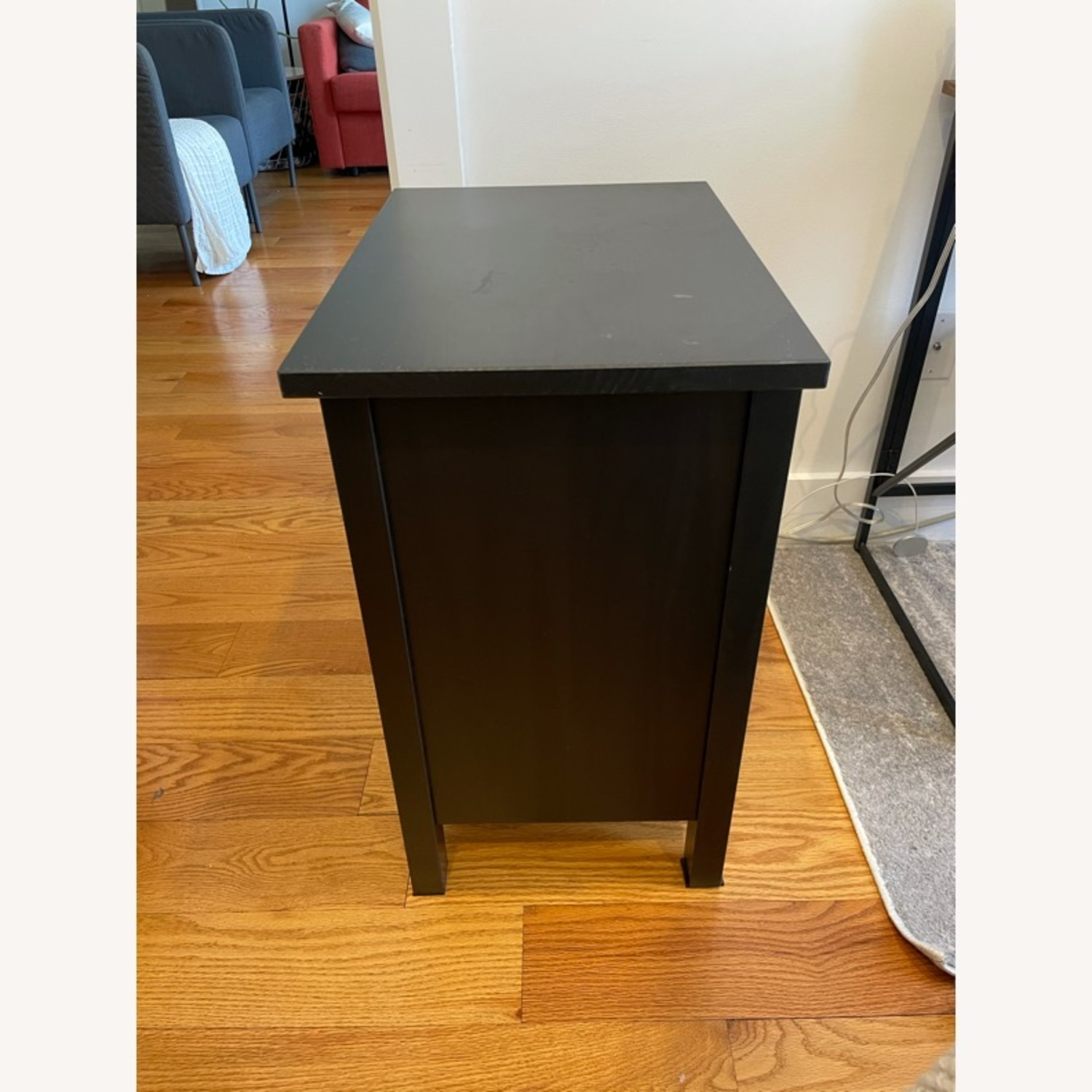 IKEA Hemnes Night Stand Side Table - image-2