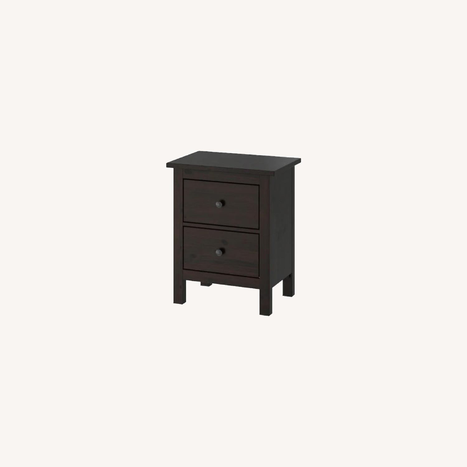 IKEA Hemnes Night Stand Side Table - image-0
