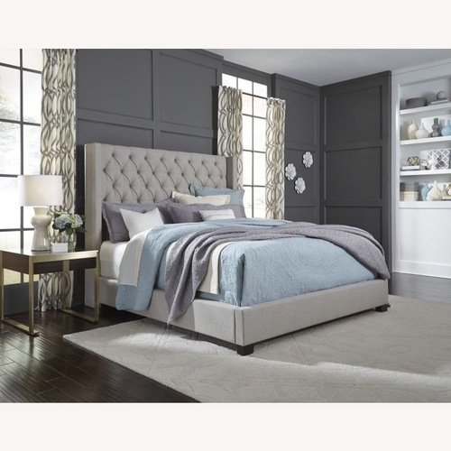 Used Standard Furniture Westerly King Bed for sale on AptDeco