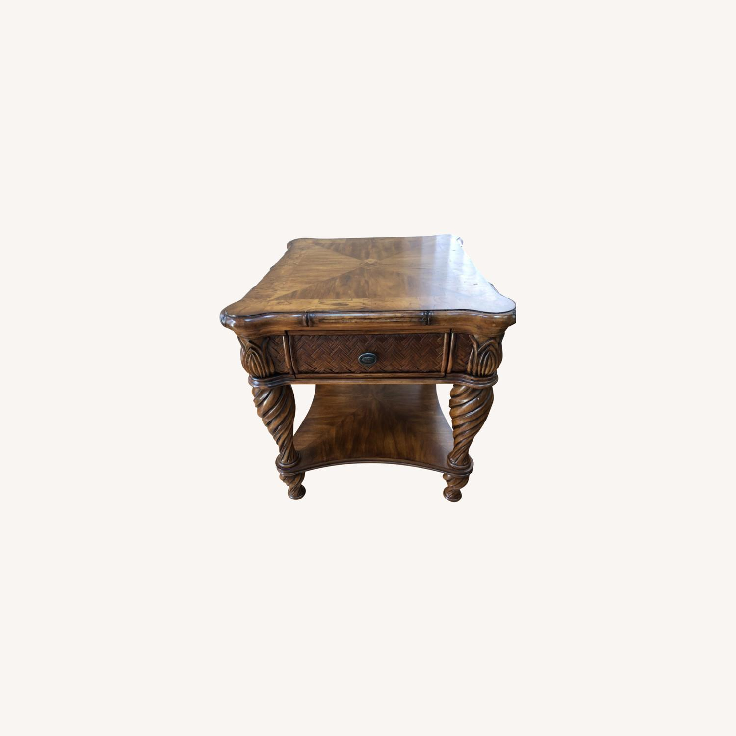 Schnadig End Table - image-0