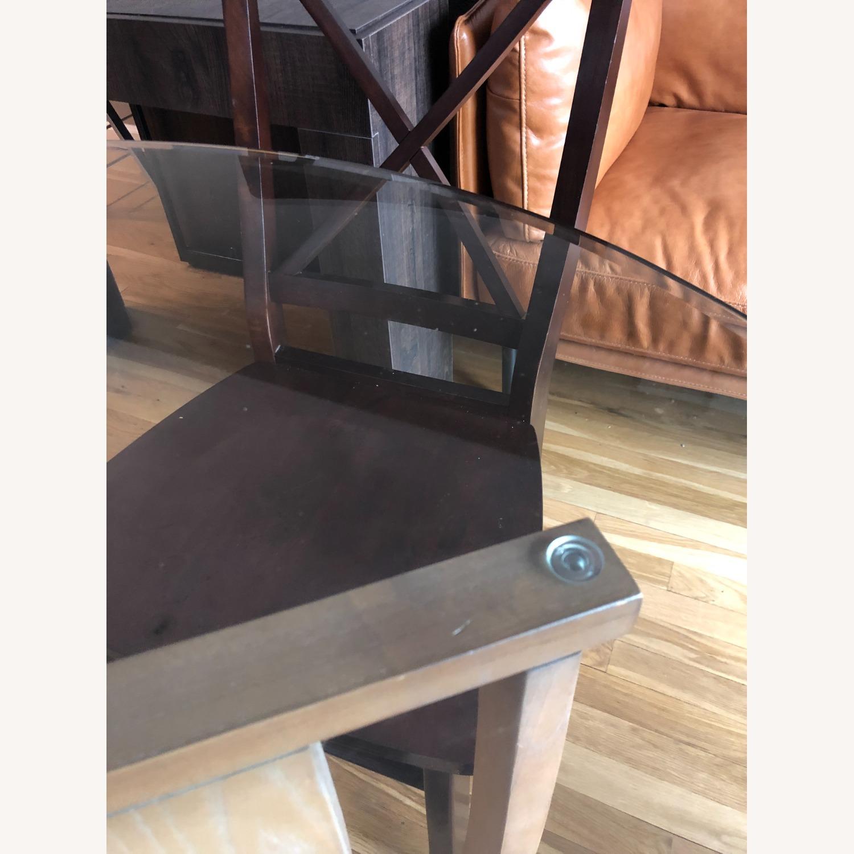 AllModern Glass Dining Table Set - image-3