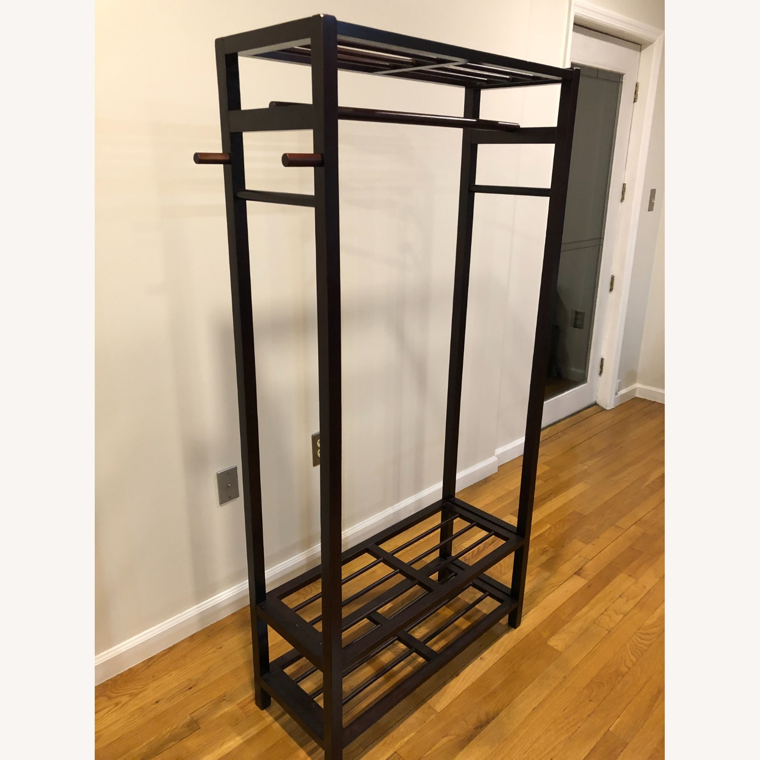 Wayfair Free Standing Coat Rack - image-2