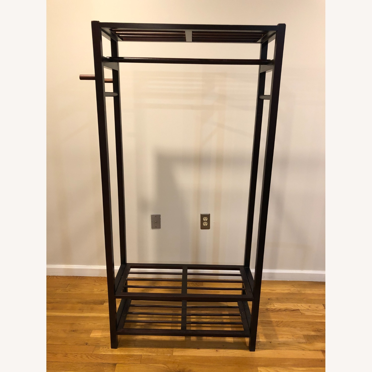 Wayfair Free Standing Coat Rack - image-1