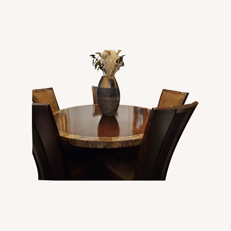 Custom Made Dining Room Set - image-0