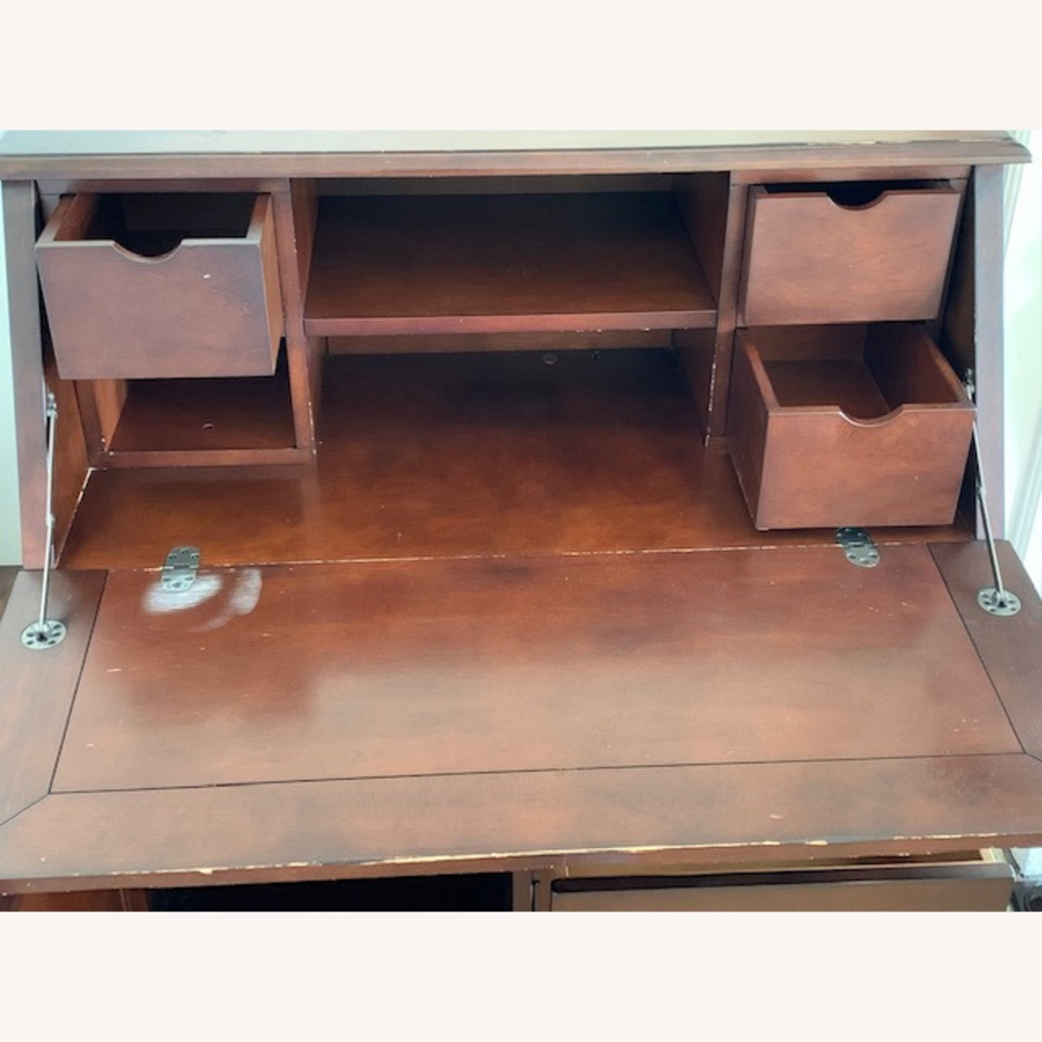 Pottery Barn Secretary Desk - image-2