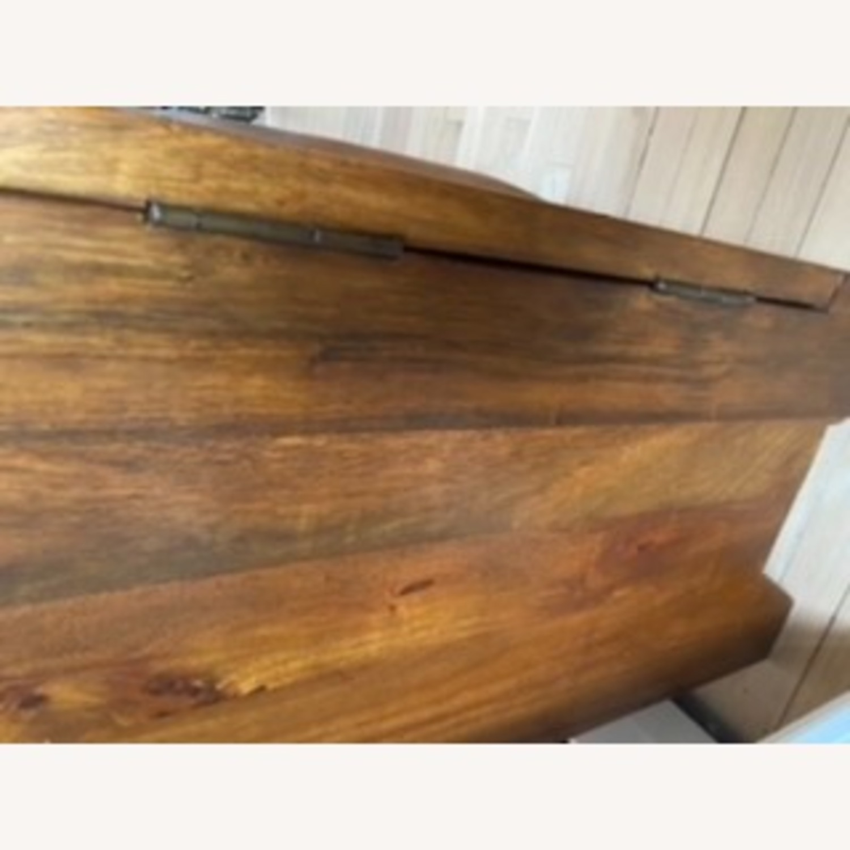 Crate & Barrel Basque Honey Buffet - image-6