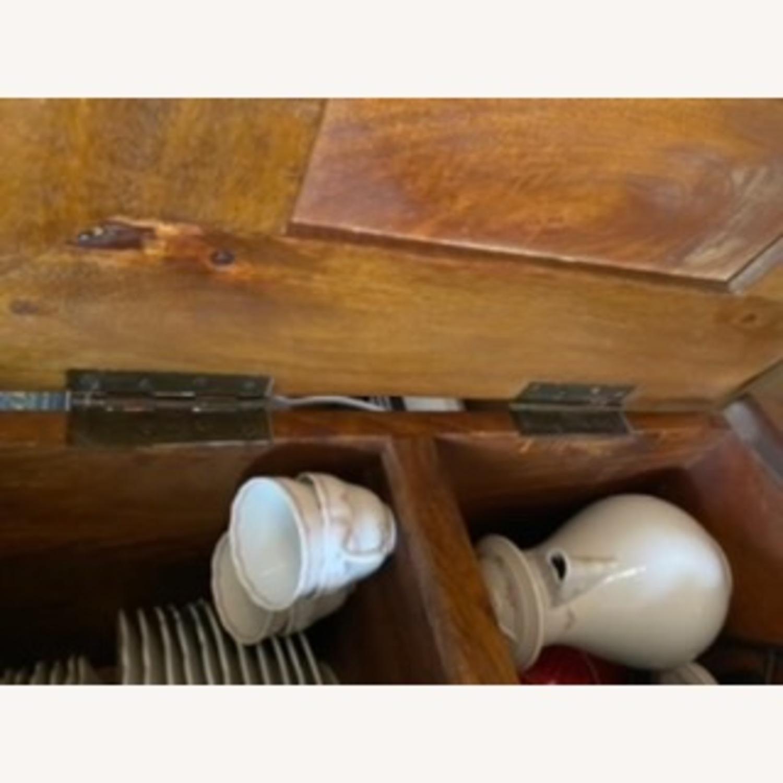 Crate & Barrel Basque Honey Buffet - image-7