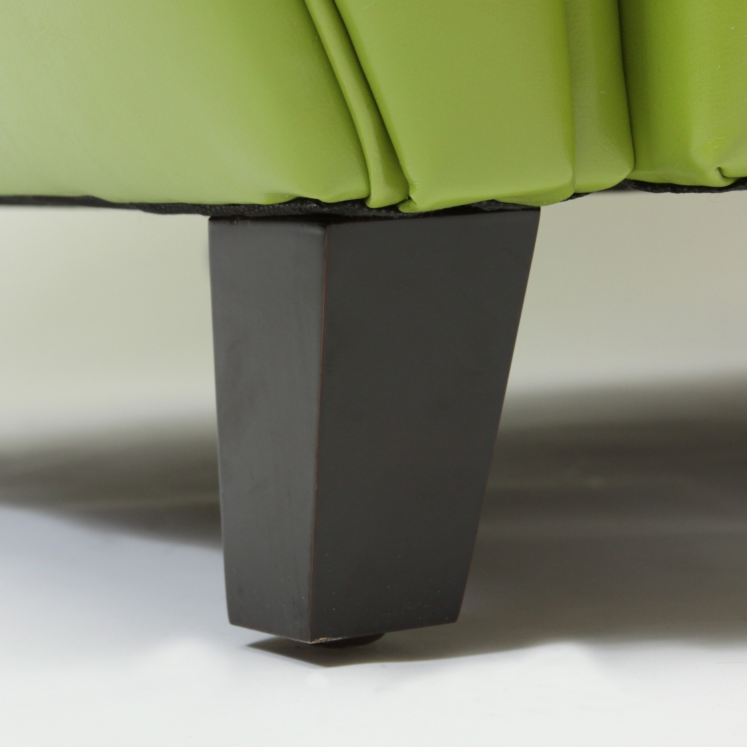 Lime Green Accent Chair - image-4