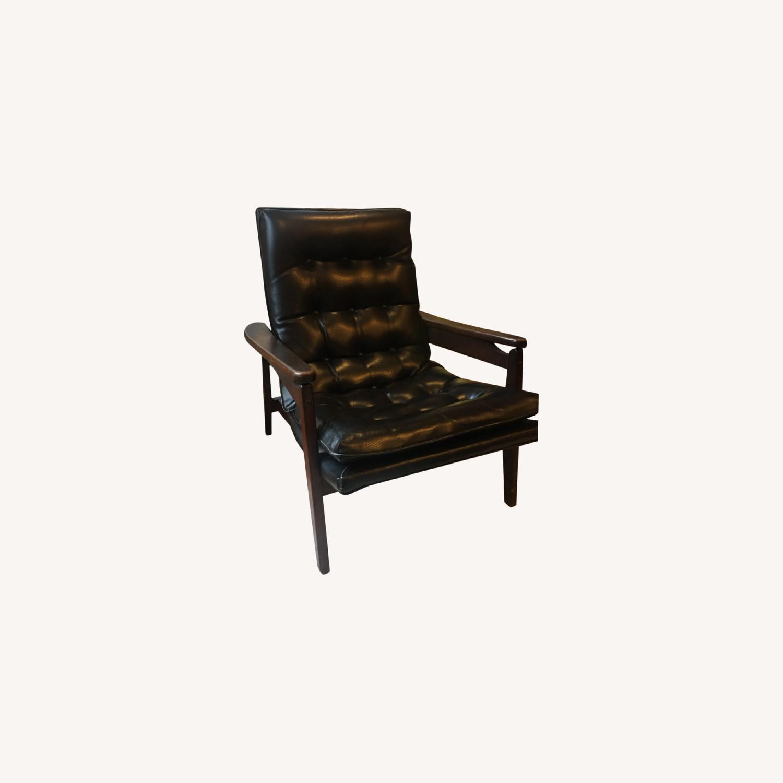 Vintage Mid-Century Modern Chair - image-0