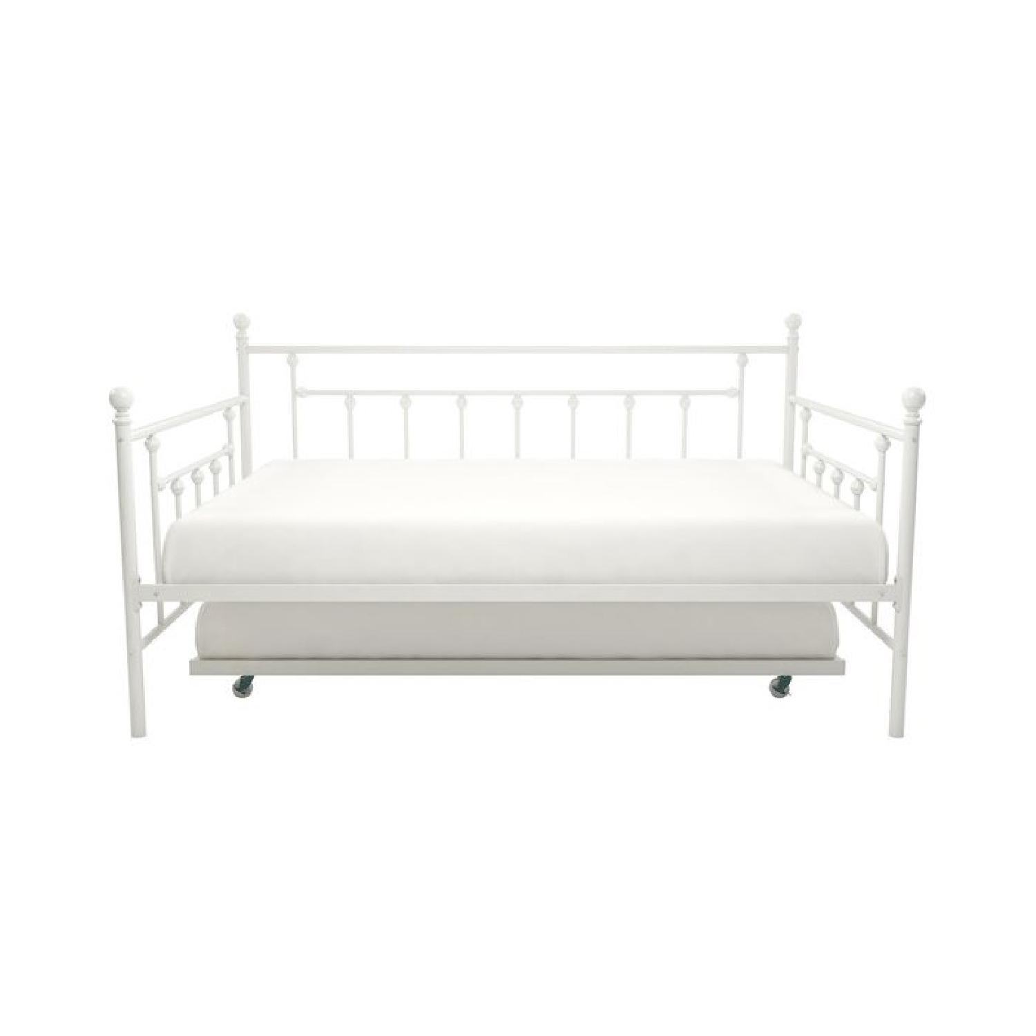 Wayfair Twin Day Bed and Trundle - image-4