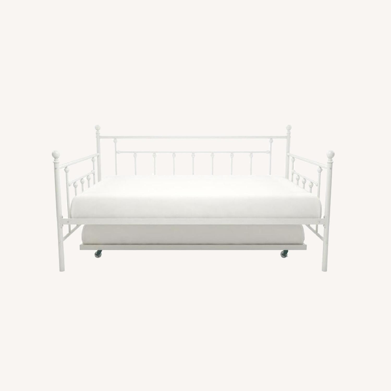 Wayfair Twin Day Bed and Trundle - image-0