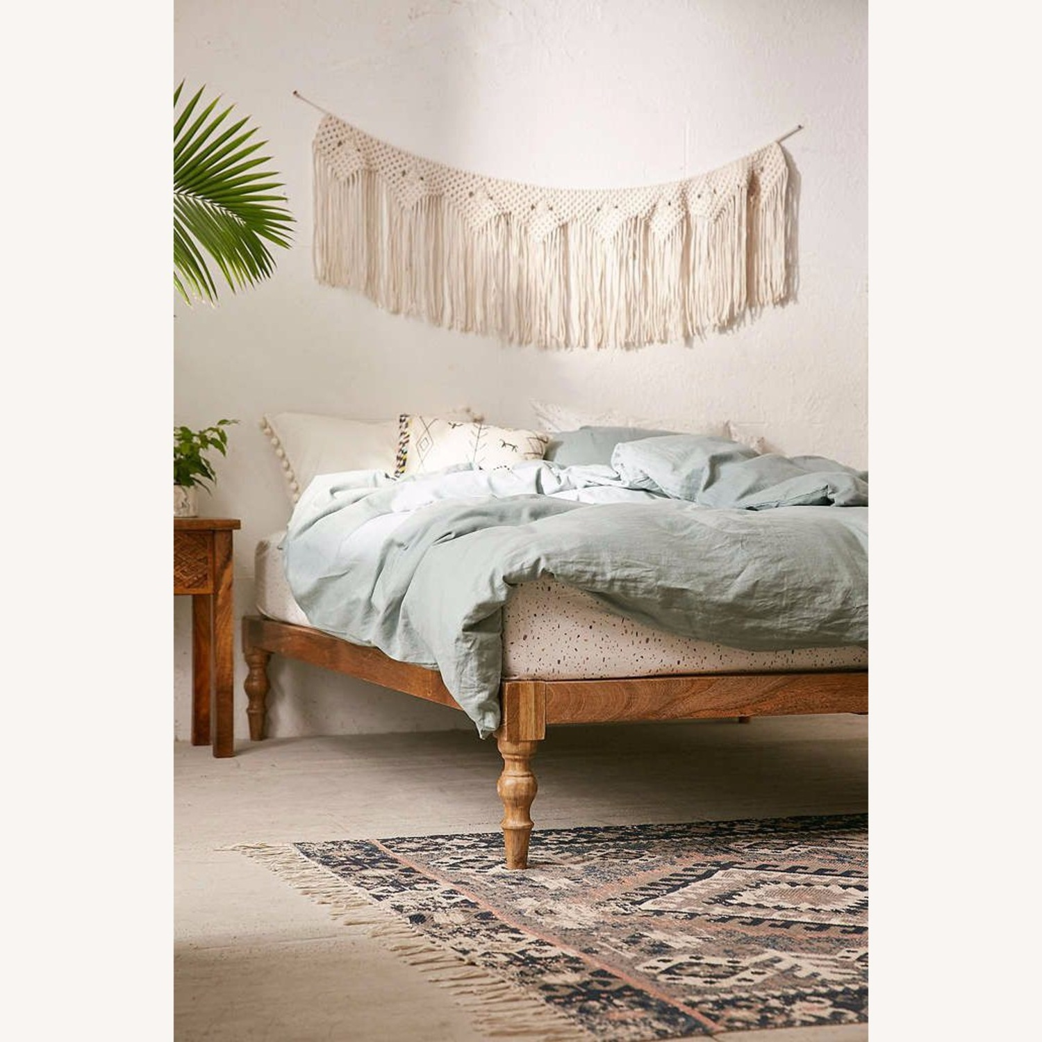 Urban Outfitters Magical Thinking Platform Bed - image-0