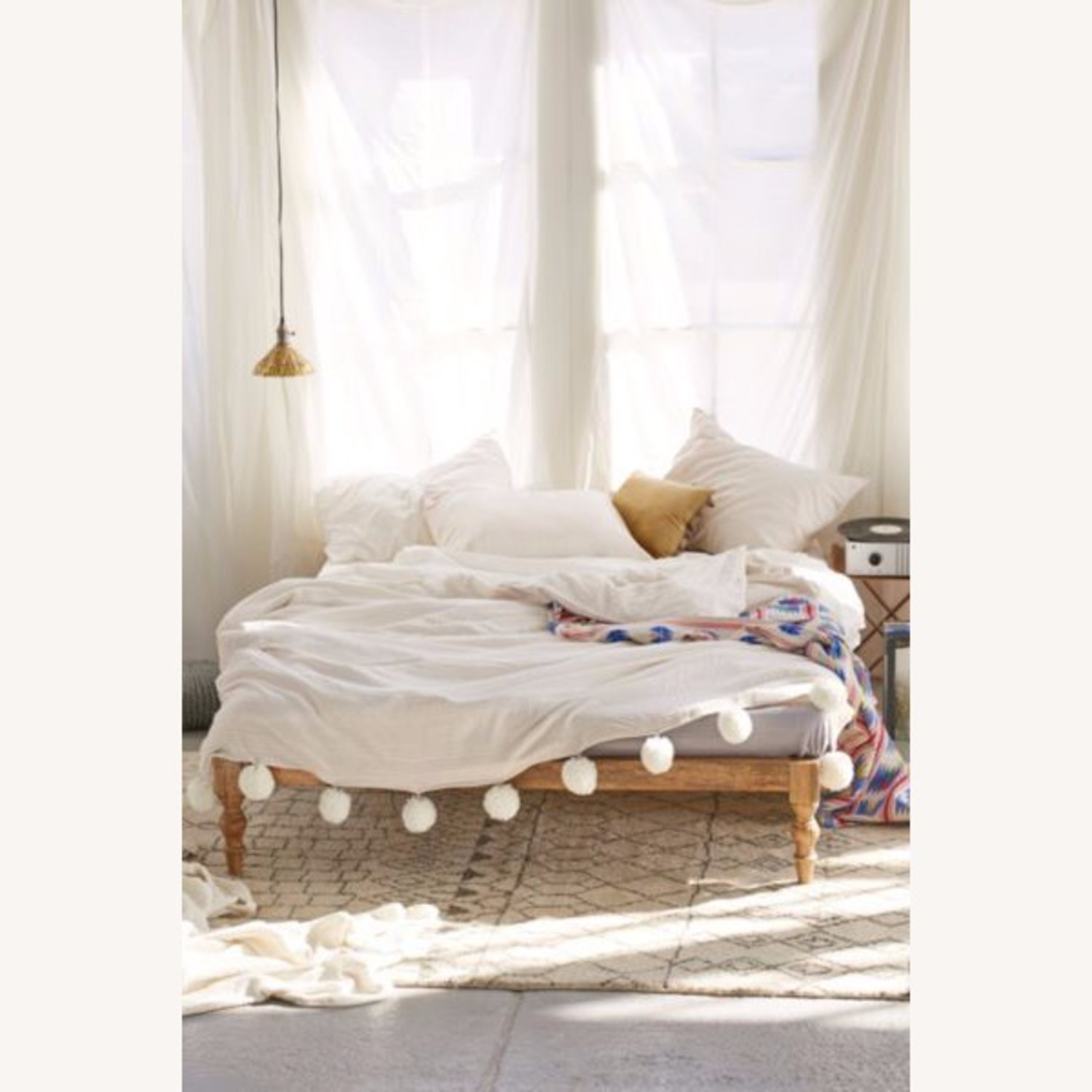 Urban Outfitters Magical Thinking Platform Bed - image-3