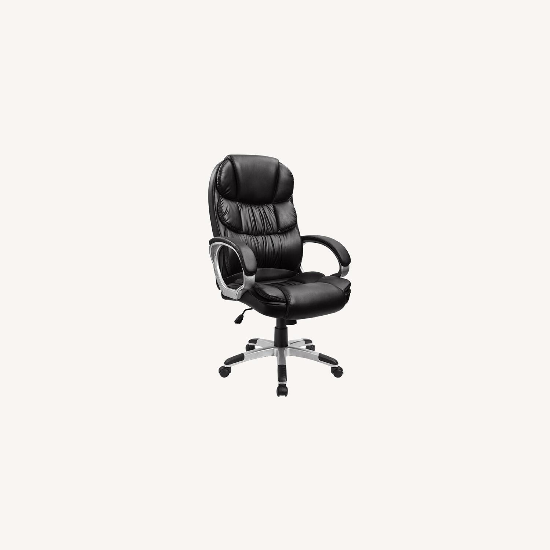 Wayfair Black Office Chair - image-0