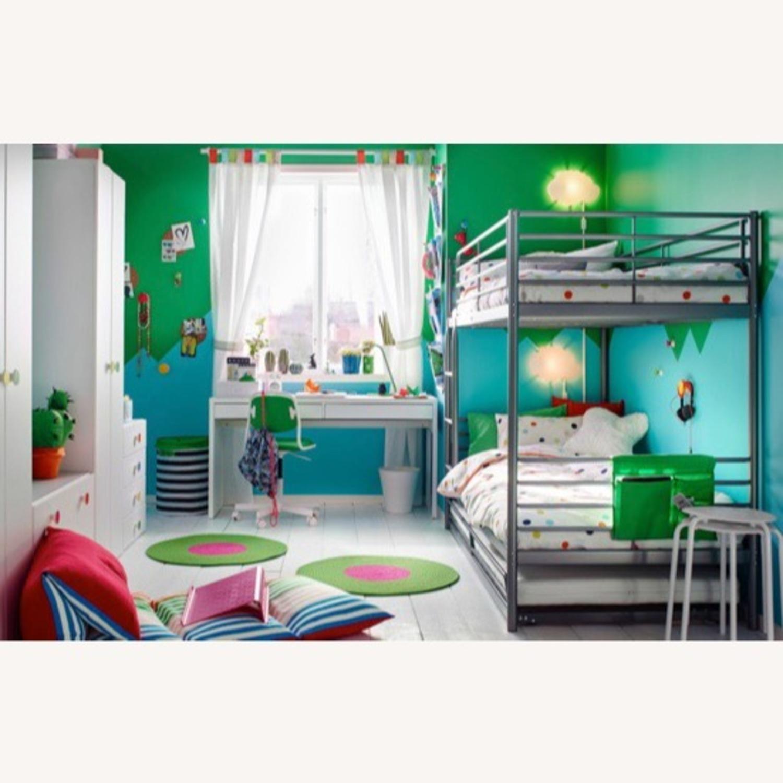 IKEA SVARTA Bunk Bed - Metal - image-3