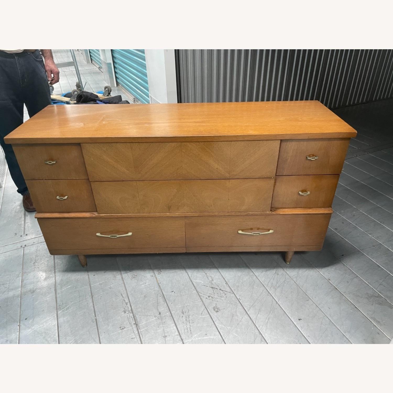 Dixie Mid Century 1950s Dresser - image-20