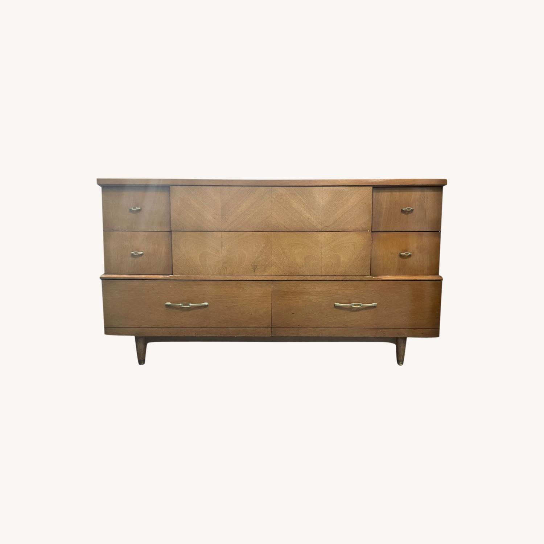 Dixie Mid Century 1950s Dresser - image-0