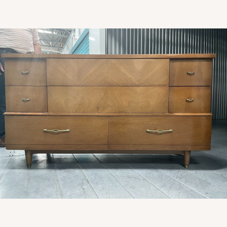 Dixie Mid Century 1950s Dresser - image-3