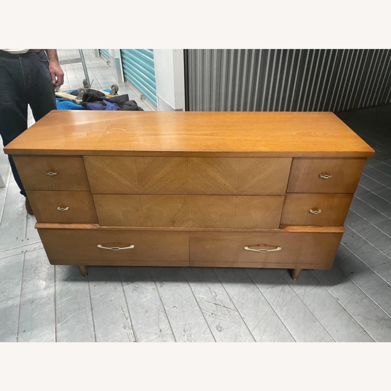 Dixie Mid Century 1950s Dresser - image-5