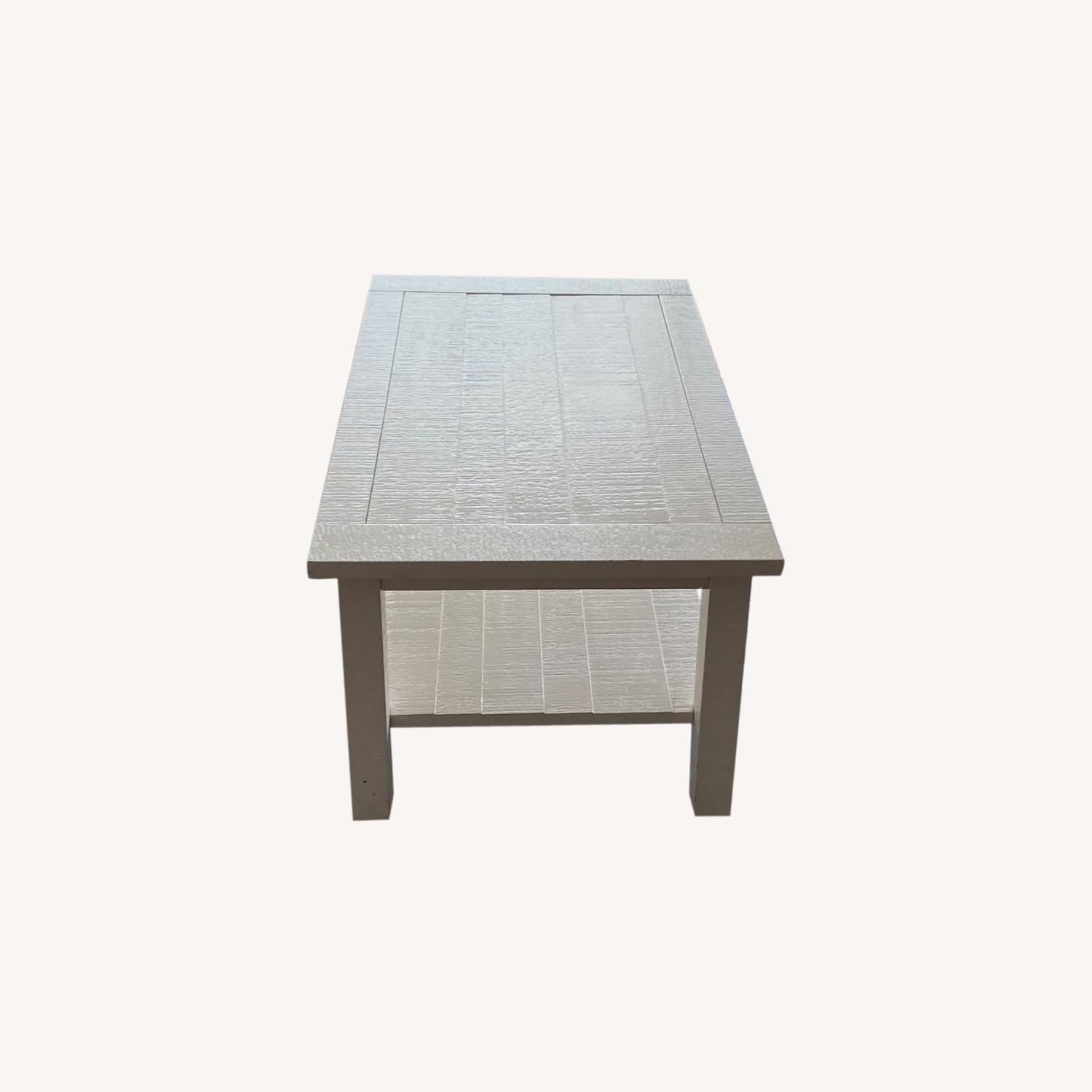 West Elm Coffee Table - image-0